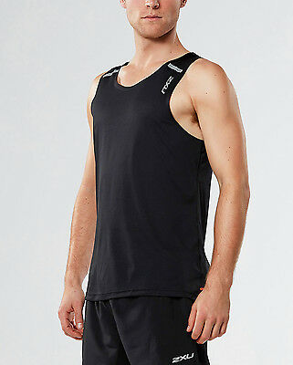 NEW 2XU GHST G:1 SINGLET Mens Shirts