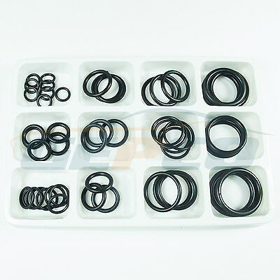 O-Ring Assortimento, 5-20 mm Diametro interno: 6.4 9.5 14.3 12.7 11.1 15.9 17.5