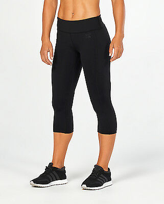 NEW 2XU XCTRL CONTOUR 3/4 Tights Womens Compression & Base Layers