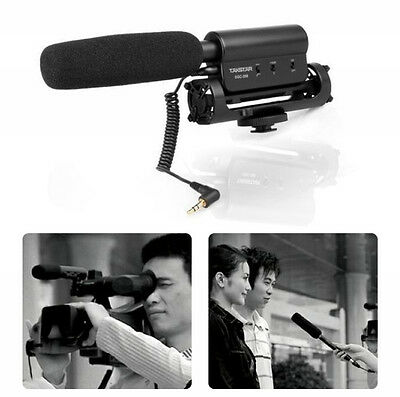 TAKSTAR SGC-598 Photography Interview Camera Microphone Photography Interviews