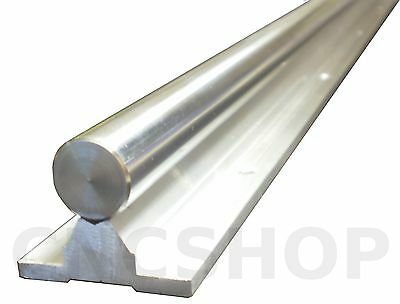 SBR20-1100mm 20mm FULLY SUPPORTED LINEAR RAIL SHAFT CNC ROUTER SLIDE BEARING ROD