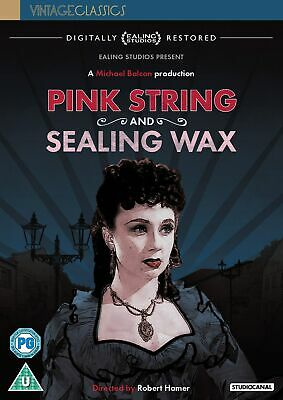 Pink String and Sealing Wax (Digitally Restored) [DVD]