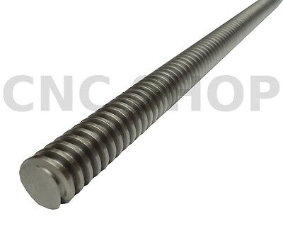 TRPZ16X4-1200mm TRAPEZOIDAL SCREW ACME LEAD CNC ROUTER MOTION THREAD NUT MACHINE
