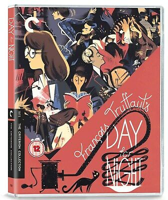 Day for Night - The Criterion Collection (Restored) [Blu-ray]
