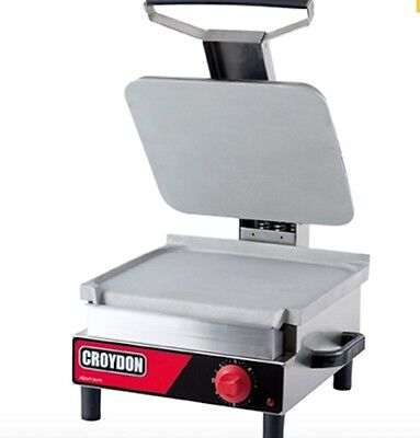 """COMMERCIAL ELECTRIC  PANINI SANDWICH GRILL (14""""x13""""x20"""") - NEW - FREE SHIPPING"""