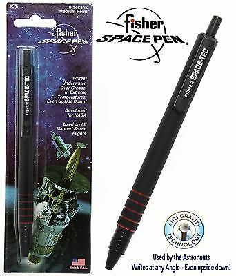 Fisher Zero Gravity Space Pen #SST/ Space-Tec Retractable Ball Point Pen