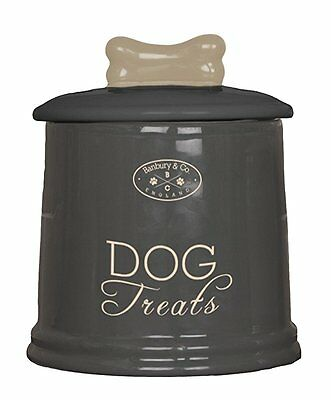 Banbury & Co Ceramic Dog Treats Storage Jar