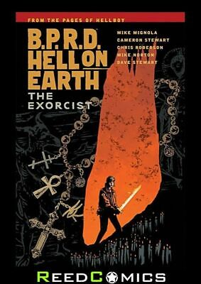 BPRD HELL ON EARTH VOLUME 14 THE EXORCIST GRAPHIC NOVEL New Paperback