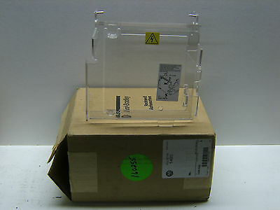 ROCKWELL AUTOMATION 1495-N64 PROTECTIVE FUSE COVER  **New factory sealed box**