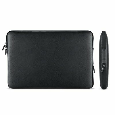 Plemo Water-Resistant Sleeve Case Bag Cover for 15-15.6 Inch Laptop / MacBook /