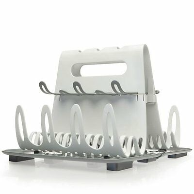 Prince Lionheart Bottle Drying Rack Foldable Station Teats Accessories Deluxe