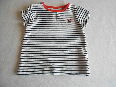 Baby Girls Clothes 6-9  Months - Cute  Next T Shirt Top - We Combine Postage