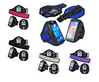 Sport Running Gym Armband Strap Jogging for all Mobile Phones inc iPhone S6 Note