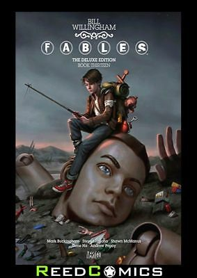 FABLES VOLUME 13 DELUXE HARDCOVER New Hardback Collects Issues #114-129