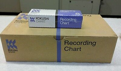 Kokusai Recording Chart B9565AW Box of 10 NEW