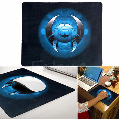 Anti-Slip Mousemat Game Gaming Mousepad Speed For Laptop PC Mice Mouse Pad Mat