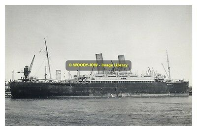 rp9329 - Red Star Liner - Westernland , built 1918 - photo 6x4