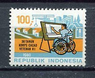 38220) INDONESIA 1980 MNH** Disabled Veterans Corp, 1v