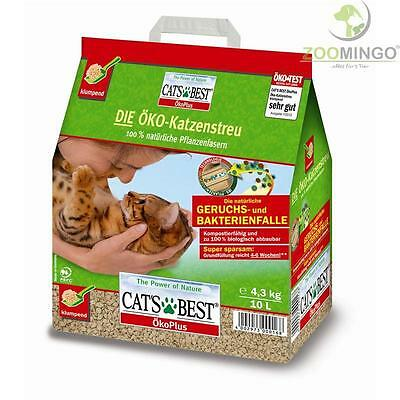 CATs BEST Öko Plus 10ltr