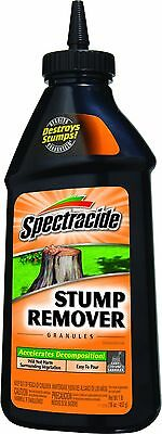 Spectracide Stump Remover Granules (HG-66420) (1 lb) Easy-to-use applicator NEW