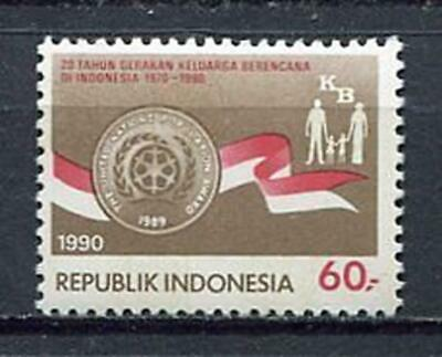 38336) INDONESIA 1990 MNH** Family planning 1v