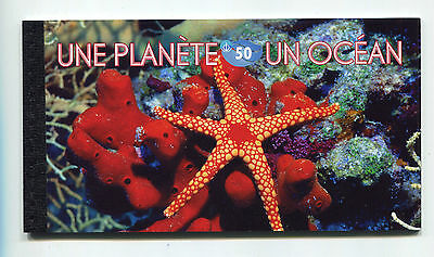 s10515) UNITED NATIONS (GENEVE) MNH** 2010, One Planet One Ocean BOOKLET