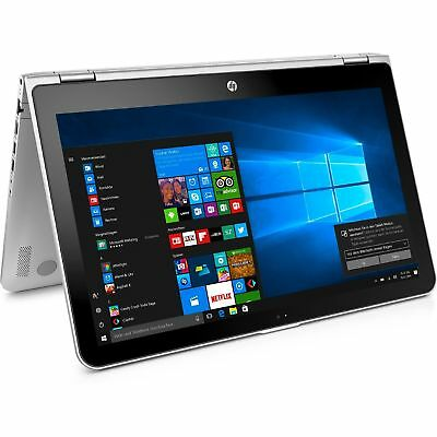 HP Pavilion x360 15-bk102ng 2in1 Touch Notebook i5-7200U Full HD Windows 10