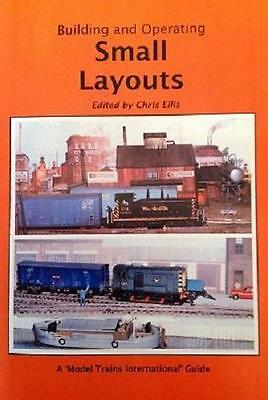 Building And Operating Small Layouts Isbn: 9780904811239
