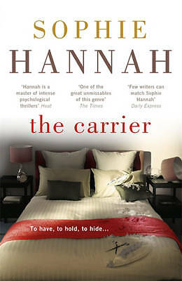 The Carrier by Sophie Hannah (Paperback) New Book