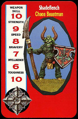 C256 Citadel Combat Cards Braxx The Horned Chaos
