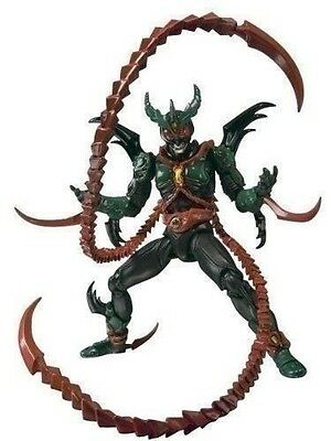 New S.H.Figuarts Masked Rider Exceed Gills (Japan) Free Shipping