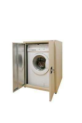 Cabinet coated galvanized cover washing machine with doors Office Forniture