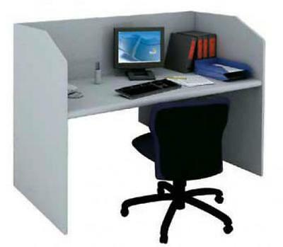Workstation desk - Call Center Eco Cm. 90X80X119H Furnishing Accessories