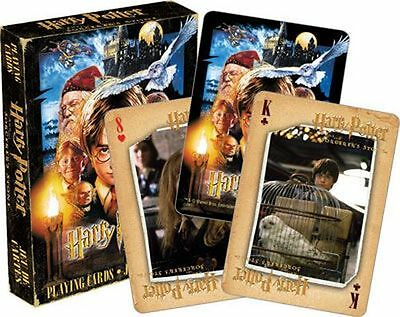 Harry Potter - Sorcerer's Stone - Playing Card Deck - 52 Cards New - 52415