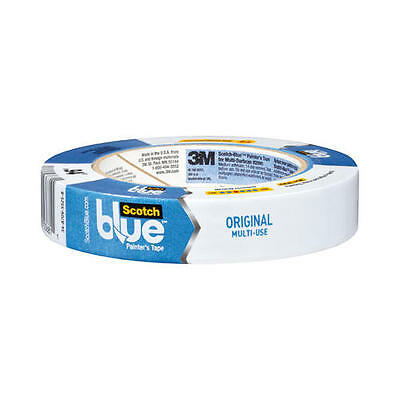 "3M Scotch Multi Use Blue Painter's Tape .94"" X 60 Yard Mask 1"" Wide Roll 14 Day"