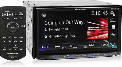 "Pioneer AVH-4200NEX 7"" TouchScreen Double DIN Bluetooth CarPlay HD Car Stereo"
