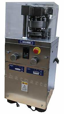 36 Sets Professional DiesMolds Automatic Rotary Pill Tablet Press Machine Punch