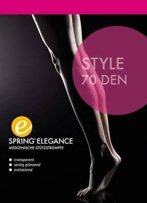 Support Tights Spring Elegance Style