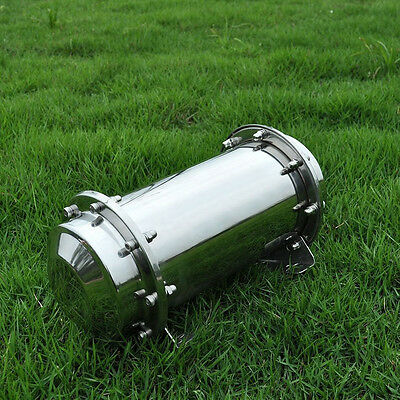 """Stainless Steel 13.5"""" Time Capsule Waterproof Container/Storage Future Gift Buri"""