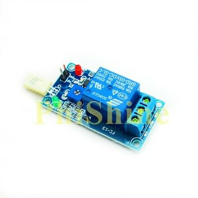 Temperature Sensitive Switch Relay Module Moisture Humidity Sensor Control Switc