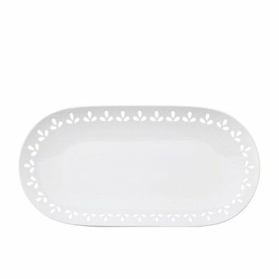 NEW Maxwell & Williams Lille Oblong Plate 39x20cm