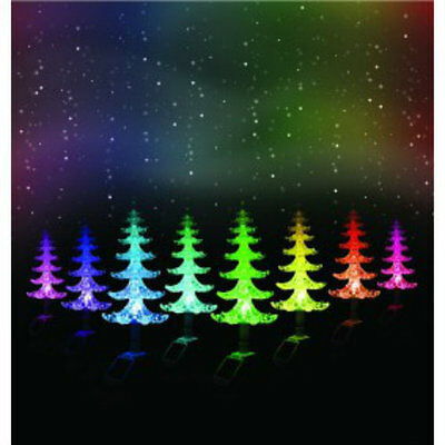 Outdoor Festive Colour Changing Garden LED Solar Christmas Path Light Decoration