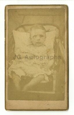 19th Century Children - 19th Century Carte-de-visite Photo - Chillicothe, MO
