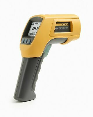 Fluke 566 IR Infrared & Contact Thermometer -40C to 650C (-40F to 1202F)