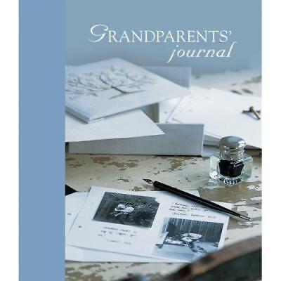 Grandparents Journal Baby Grandchild Diary Unisex Memories Record Book Gift