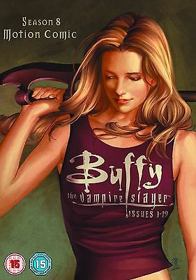 Buffy the Vampire Slayer - Season 8 Motion Comic (Issue: 1-19) [DVD]