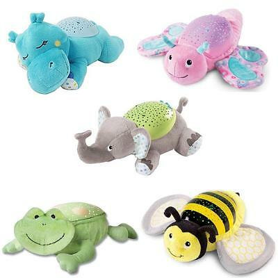 Slumber Buddy Baby Sleep Music Light Projector Soother Sounds Summer Infant