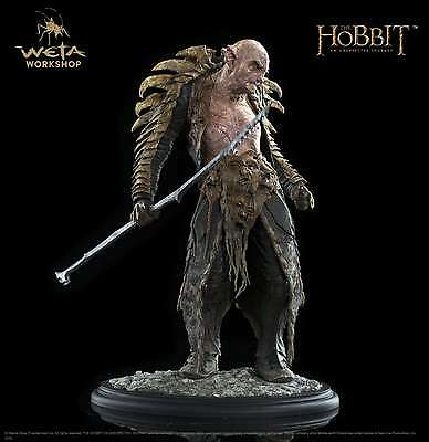THE HOBBIT: AN UNEXPECTED JOURNEY : Yazneg WETA CAVE