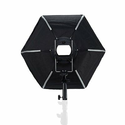 Speedbox Diffuser 60cm Professional umbrella Softbox for Speedlight Camera Photo