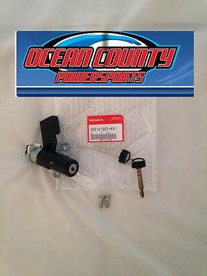 Honda OEM Ignition Key Switch Assembly 2006 - 2016 NPS50 Ruckus Scooter